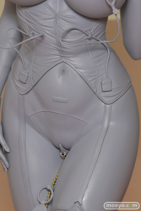 BINDingのNON VIRGIN バニーガール 嘉島冴の新作アダルトフィギュア彩色サンプル画像10