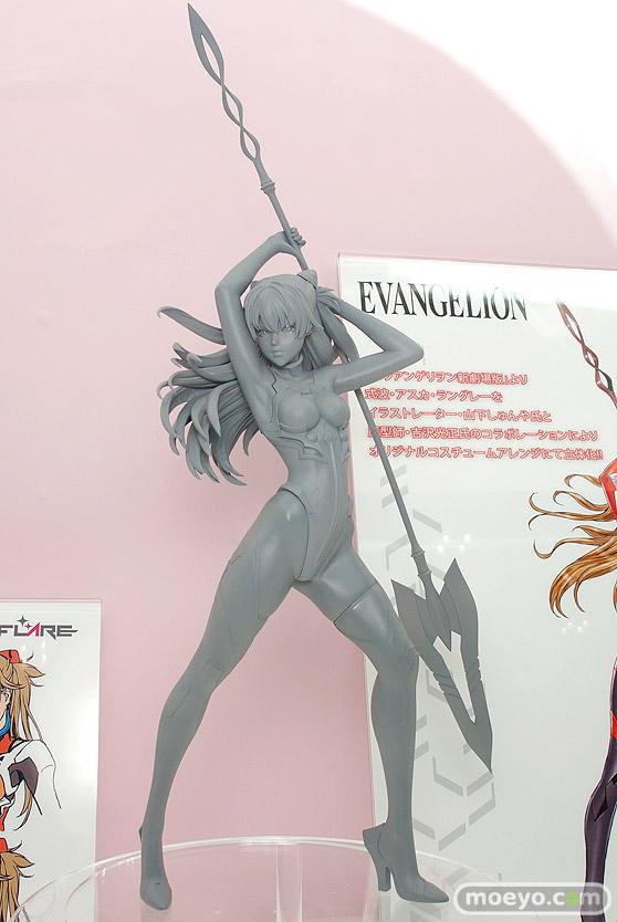 フレアのヱヴァンゲリオン新劇場版 式波・アスカ・ラングレーの新作フィギュア原型画像01