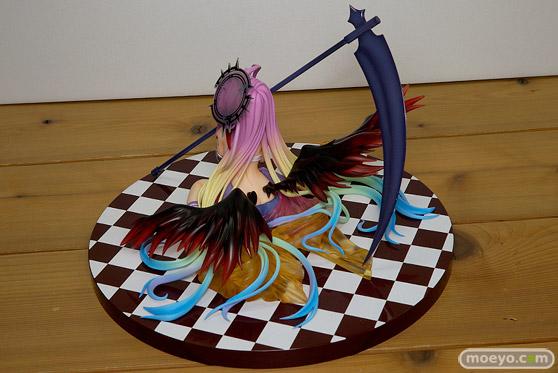 ファット・カンパニーのノーゲーム・ノーライフ ゼロ ジブリール 大戦Ver.の新作フィギュア彩色サンプル画像07