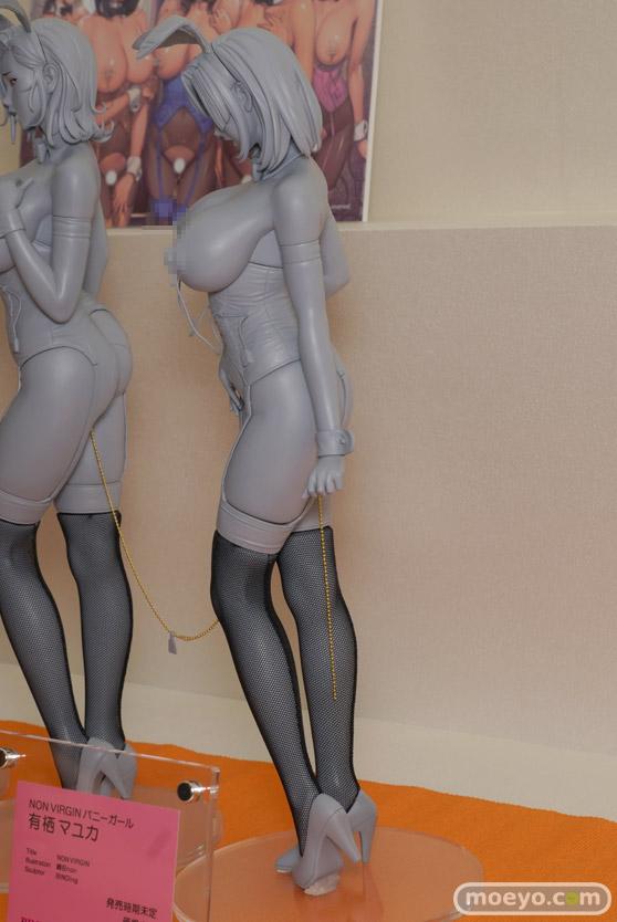BINDingのNON VIRGIN バニーガール 有栖マユカの新作アダルトフィギュア彩色サンプル画像04