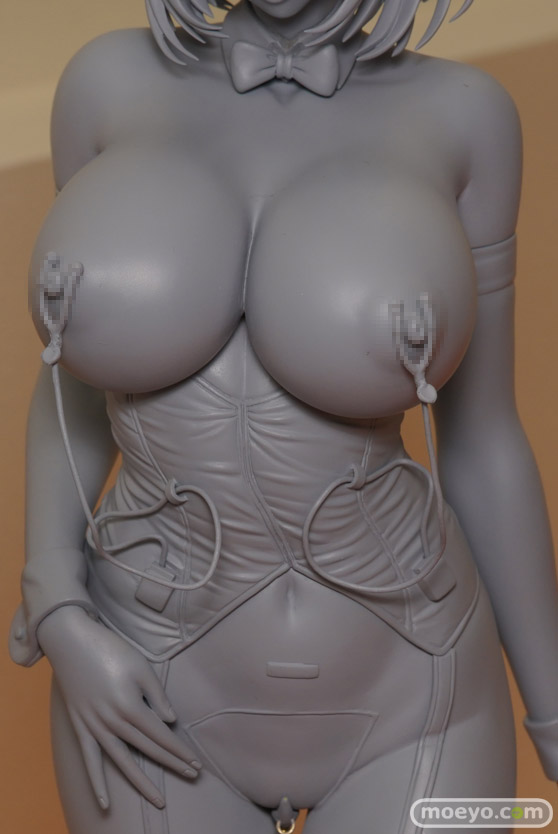 BINDingのNON VIRGIN バニーガール 有栖マユカの新作アダルトフィギュア彩色サンプル画像07