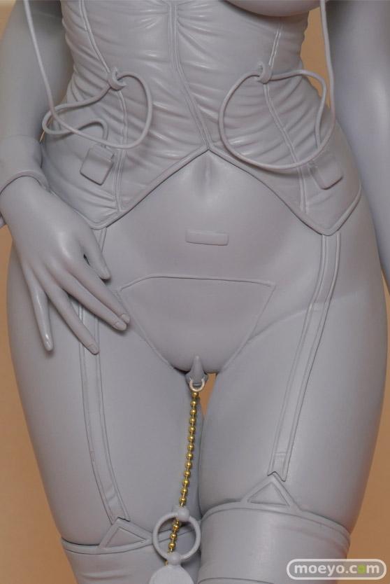 BINDingのNON VIRGIN バニーガール 有栖マユカの新作アダルトフィギュア彩色サンプル画像09
