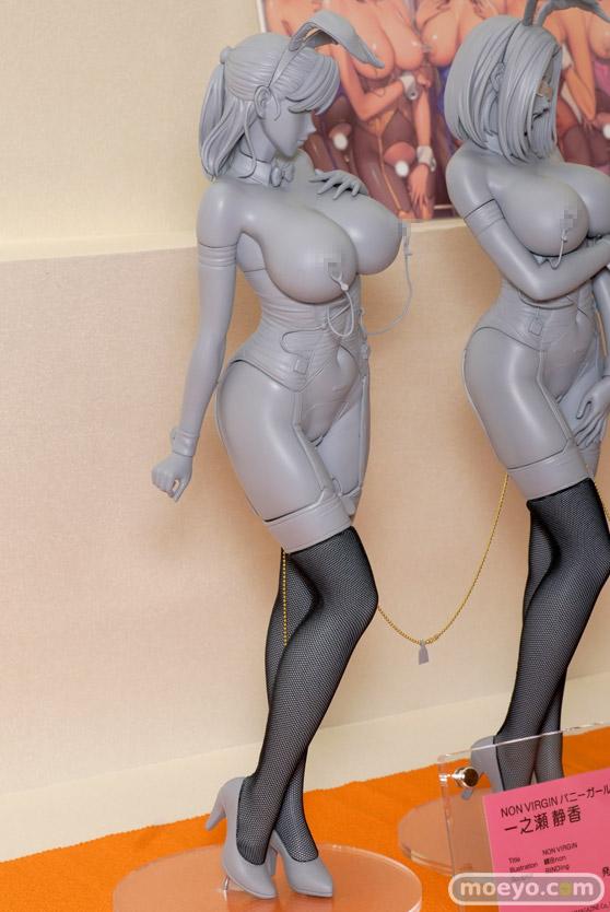 BINDingのNON VIRGIN バニーガール 一之瀬静香の新作アダルトフィギュア彩色サンプル画像04