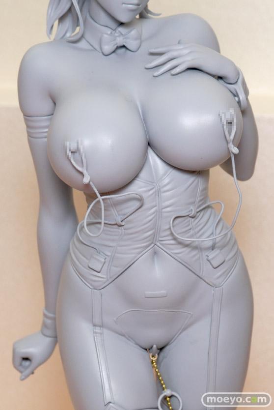 BINDingのNON VIRGIN バニーガール 一之瀬静香の新作アダルトフィギュア彩色サンプル画像06