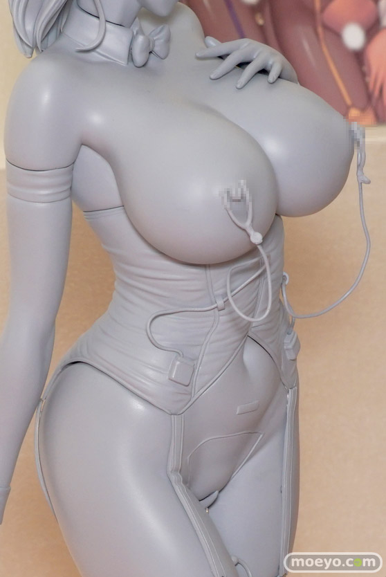 BINDingのNON VIRGIN バニーガール 一之瀬静香の新作アダルトフィギュア彩色サンプル画像07