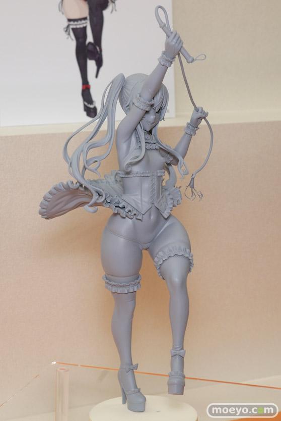 ロケットボーイの朝凪 クロネの新作アダルトフィギュア原型画像02