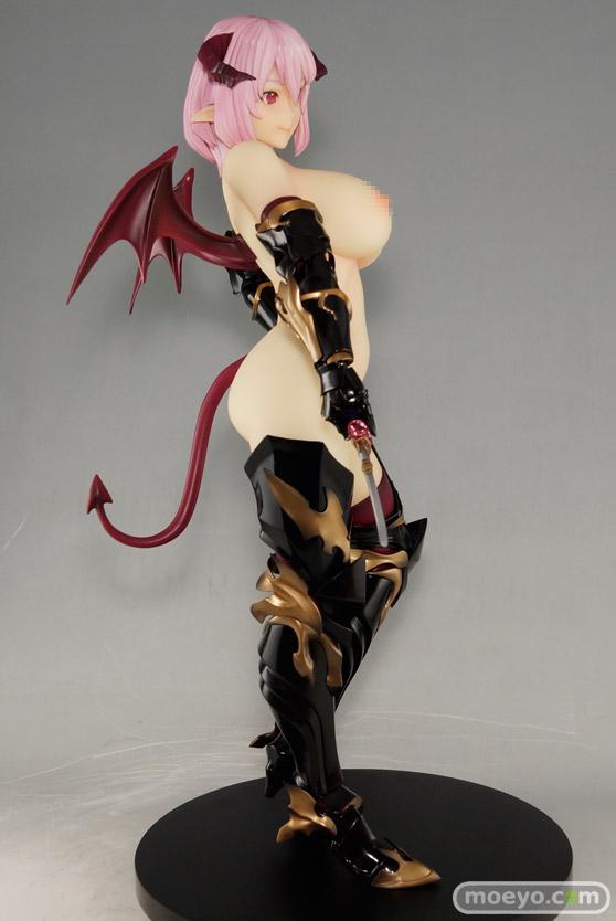 ダイキ工業の魔境騎士 ダリアの新作フィギュア製品版キャストオフエロアダルト画像03