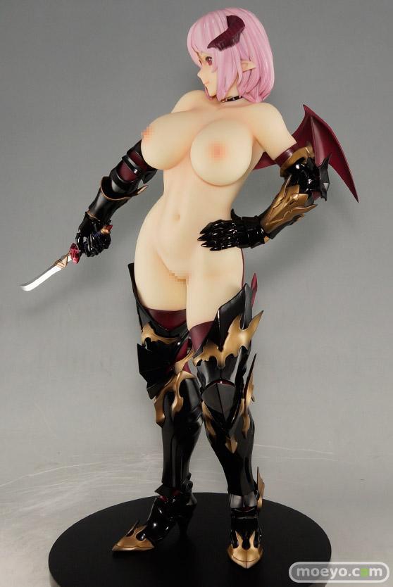ダイキ工業の魔境騎士 ダリアの新作フィギュア製品版キャストオフエロアダルト画像08