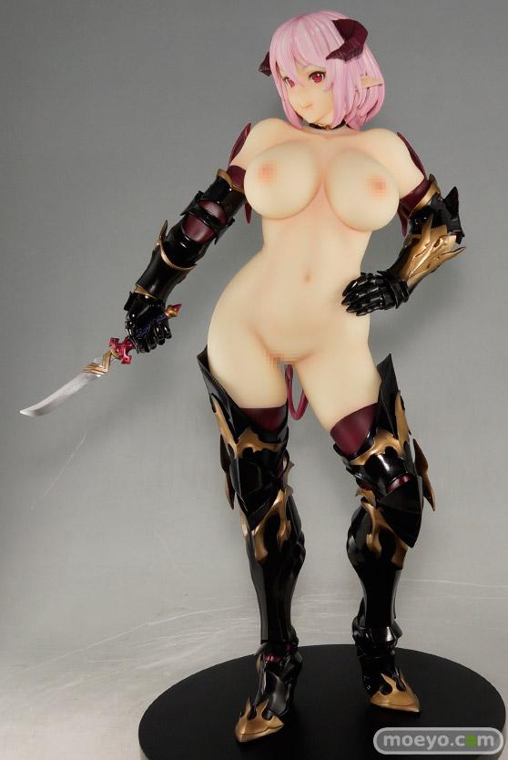 ダイキ工業の魔境騎士 ダリアの新作フィギュア製品版キャストオフエロアダルト画像09