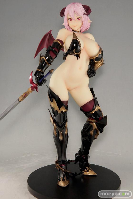 ダイキ工業の魔境騎士 ダリアの新作フィギュア製品版キャストオフエロアダルト画像31