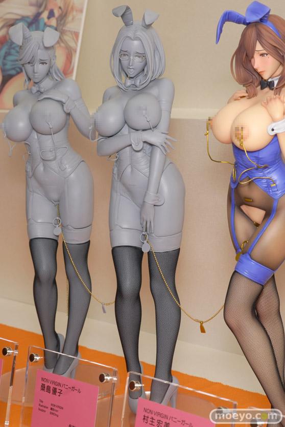 BINDingのNON VIRGIN バニーガール 桑島優子の新作アダルトフィギュア彩色サンプル画像03