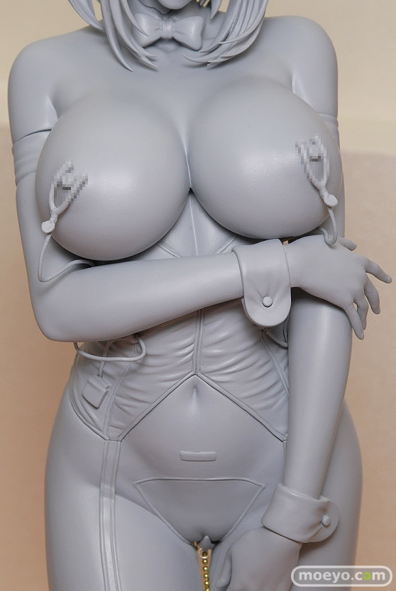 BINDingのNON VIRGIN バニーガール 桑島優子の新作アダルトフィギュア彩色サンプル画像06
