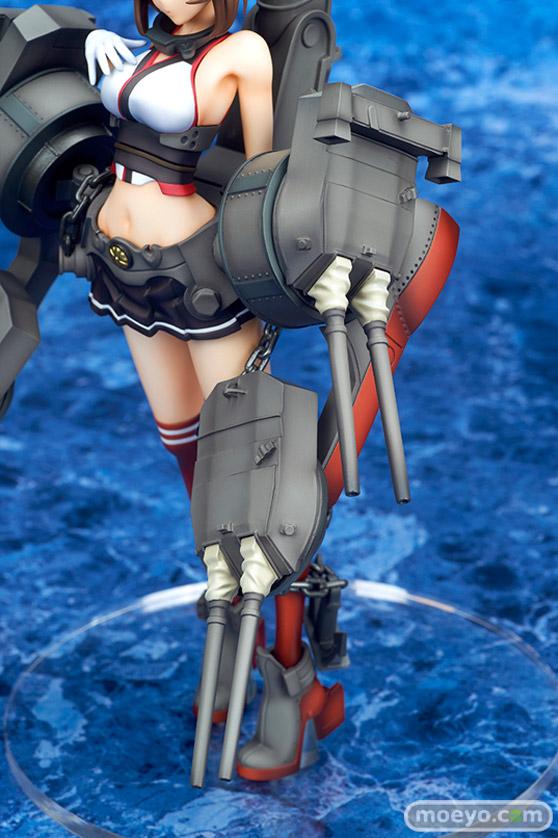キューズQの艦隊これくしょん -艦これ- 陸奥の新作フィギュア彩色サンプル画像06