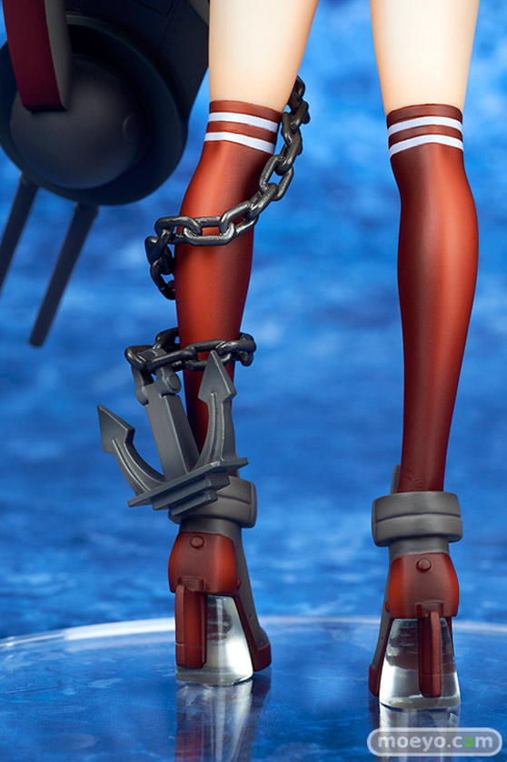 キューズQの艦隊これくしょん -艦これ- 陸奥の新作フィギュア彩色サンプル画像07