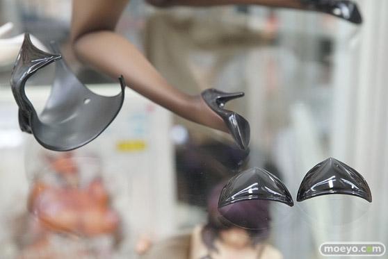 オルカトイズのスィーリア・クマーニ・エイントリー 黒猫ver.の新作フィギュアPVCサンプル透明水着展示画像14