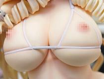 オルカトイズ新作フィギュア「スィーリア・クマーニ・エイントリー 白猫ver.」PVCサンプルがアキバで展示!