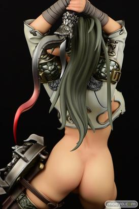 オルカトイズの歴戦の傭兵 エキドナ:High Quality Edition:の新作フィギュア彩色サンプルぽろり画像23