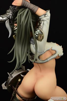 オルカトイズの歴戦の傭兵 エキドナ:High Quality Edition:の新作フィギュア彩色サンプルぽろり画像24