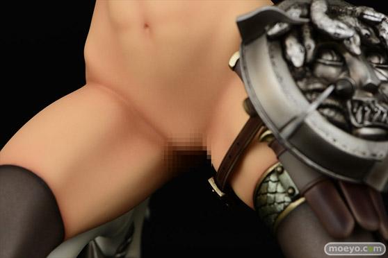 オルカトイズの歴戦の傭兵 エキドナ:High Quality Edition:の新作フィギュア彩色サンプルぽろり画像57
