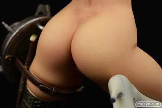 オルカトイズの歴戦の傭兵 エキドナ:High Quality Edition:の新作フィギュア彩色サンプルぽろり画像59