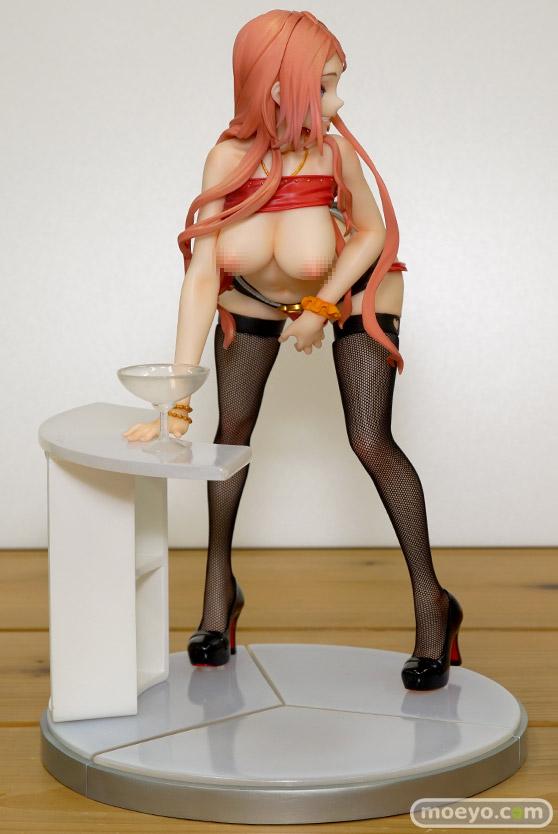 ロケットボーイのTSF物語 武蔵野タクミの新作アダルトフィギュア彩色サンプル画像04