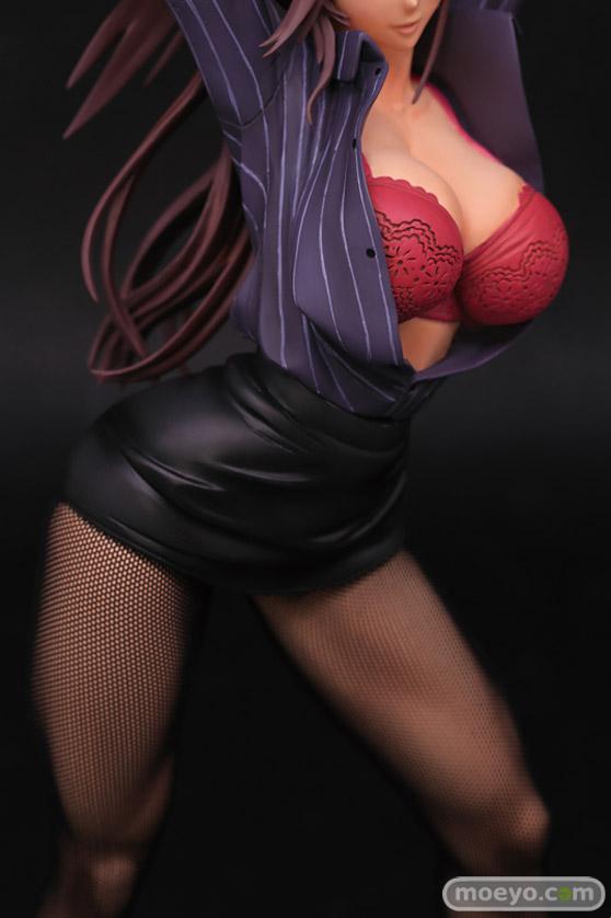 A+の働くオンナの熟れた汗 黒沢乙女の新作フィギュア彩色サンプル画像05