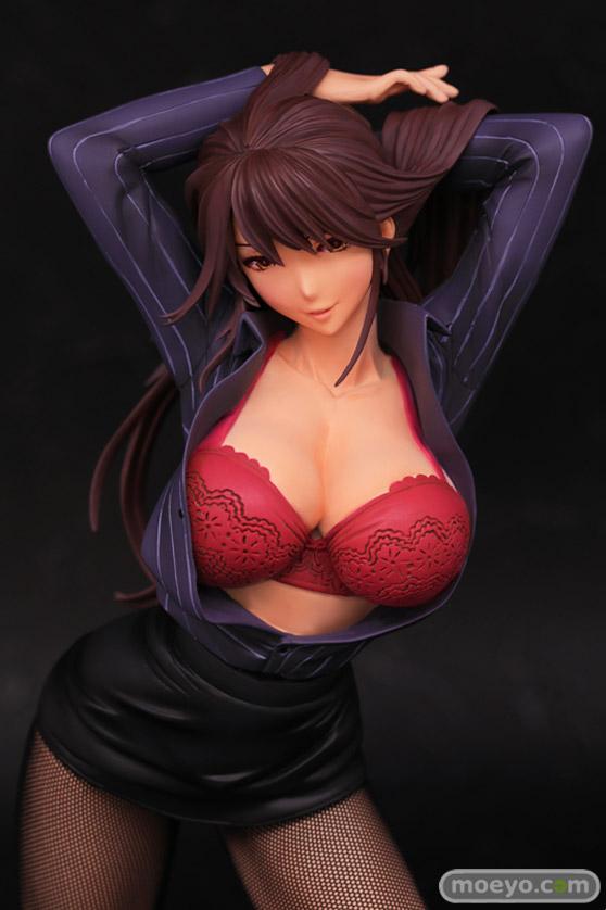 A+の働くオンナの熟れた汗 黒沢乙女の新作フィギュア彩色サンプル画像10