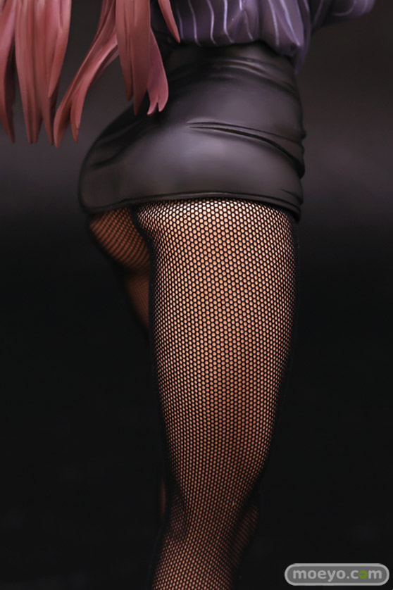 A+の働くオンナの熟れた汗 黒沢乙女の新作フィギュア彩色サンプル画像11