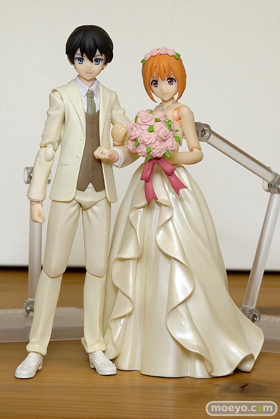 マックスファクトリーのfigma 花嫁の新作アダルトフィギュア彩色サンプル画像01