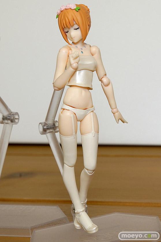 マックスファクトリーのfigma 花嫁の新作アダルトフィギュア彩色サンプル画像04