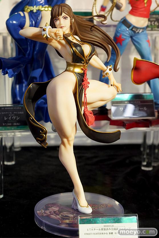 コトブキヤのSTREET FIGHTER美少女 春麗 -BATTLE COSTUME-の新作フィギュアPVCサンプル画像01