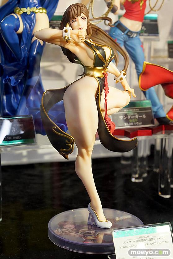 コトブキヤのSTREET FIGHTER美少女 春麗 -BATTLE COSTUME-の新作フィギュアPVCサンプル画像02