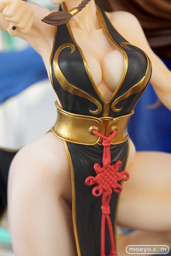 コトブキヤのSTREET FIGHTER美少女 春麗 -BATTLE COSTUME-の新作フィギュアPVCサンプル画像05
