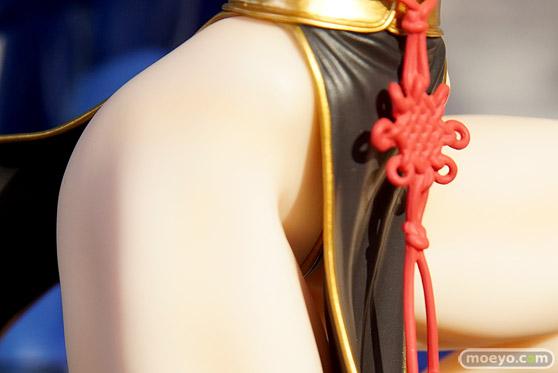 コトブキヤのSTREET FIGHTER美少女 春麗 -BATTLE COSTUME-の新作フィギュアPVCサンプル画像09