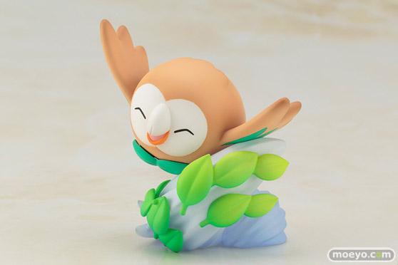 コトブキヤのARTFX J 『ポケットモンスター』シリーズ ミヅキ with モクローの新作フィギュア彩色サンプル画像09