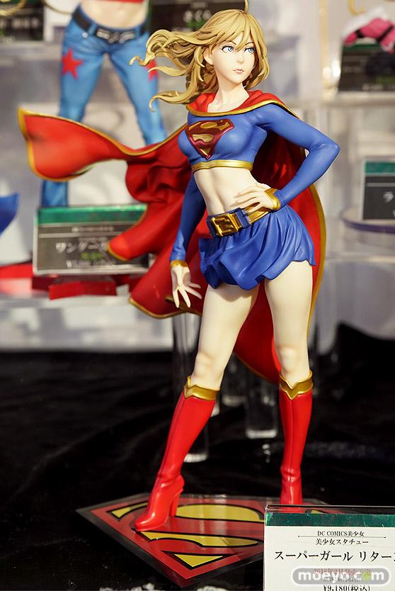 コトブキヤのDC COMICS美少女 DC UNIVERSE スーパーガール リターンズの新作フィギュア彩色サンプル画像01