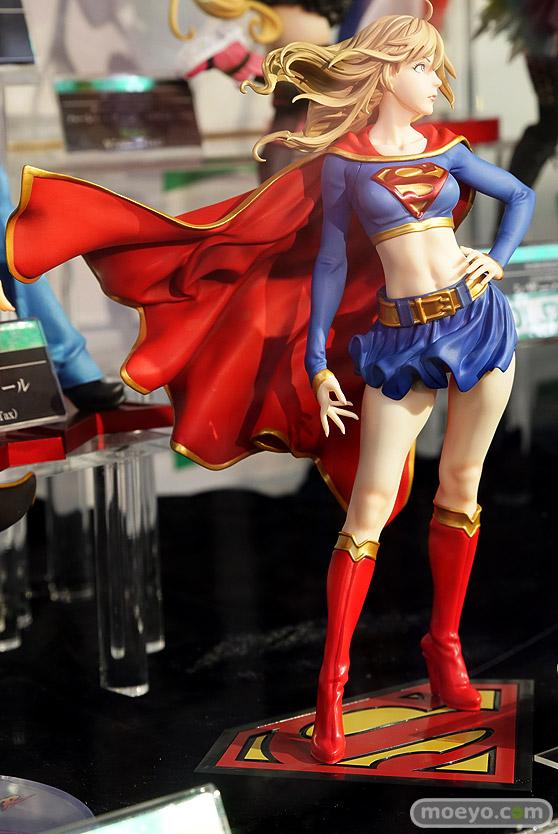 コトブキヤのDC COMICS美少女 DC UNIVERSE スーパーガール リターンズの新作フィギュア彩色サンプル画像02
