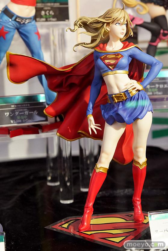 コトブキヤのDC COMICS美少女 DC UNIVERSE スーパーガール リターンズの新作フィギュア彩色サンプル画像03