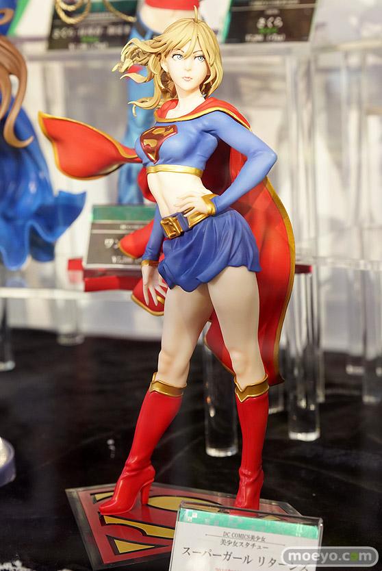 コトブキヤのDC COMICS美少女 DC UNIVERSE スーパーガール リターンズの新作フィギュア彩色サンプル画像04