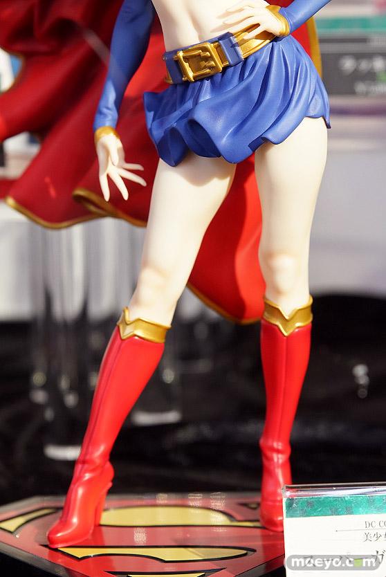コトブキヤのDC COMICS美少女 DC UNIVERSE スーパーガール リターンズの新作フィギュア彩色サンプル画像09