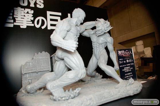 ワンダーフェスティバル 2018[冬]のメーカーブース速報 A-TOYS アルター ヴェルテクス コトブキヤ ドラゴントイ フレア01