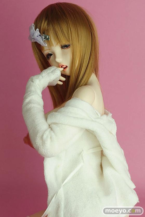 リアルアートプロジェクトのPink Drops #39 麻里絵 (マリエ)の新作アダルトドール彩色サンプル画像13