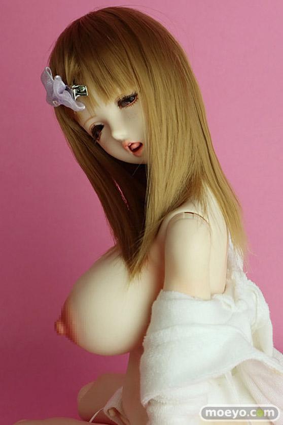 リアルアートプロジェクトのPink Drops #39 麻里絵 (マリエ)の新作アダルトドール彩色サンプル画像14