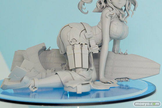 マックスファクトリーの艦隊これくしょん-艦これ- サラトガ 中破 Ver.の新作フィギュア原型画像06