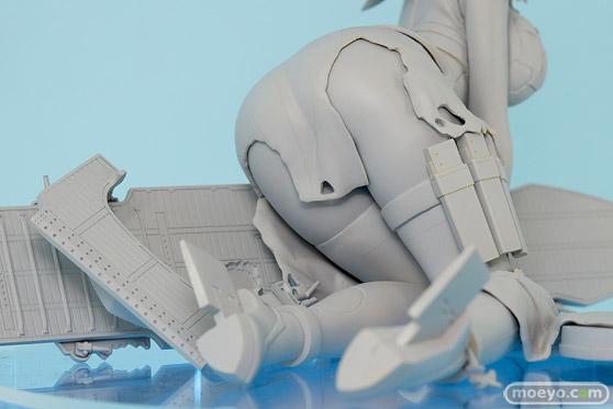 マックスファクトリーの艦隊これくしょん-艦これ- サラトガ 中破 Ver.の新作フィギュア原型画像07
