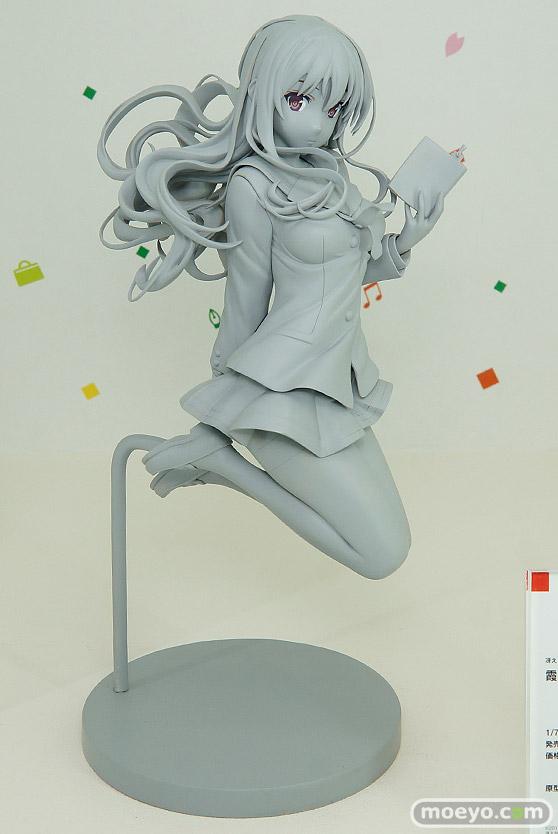 マックスファクトリーの冴えない彼女の育てかた♭ 霞ヶ関詩羽の新作フィギュア監修中原型画像01