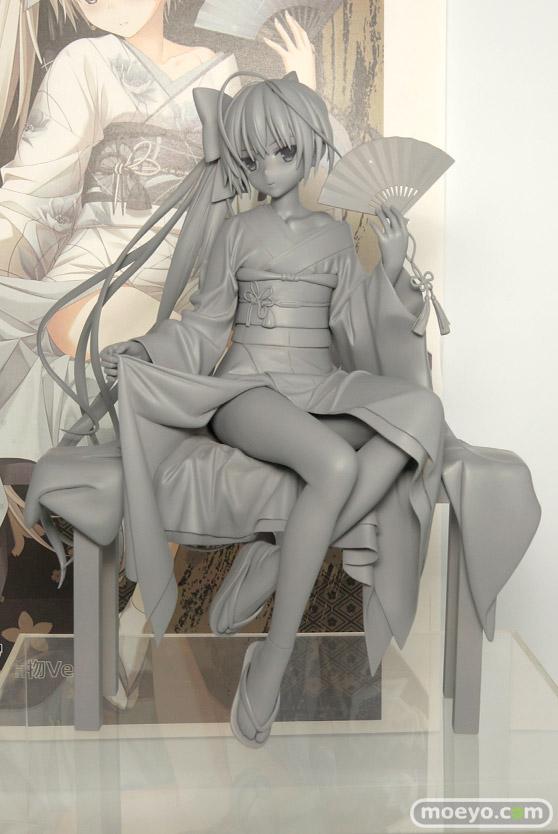 アルファマックスのヨスガノソラ 春日野穹 着物Ver.の新作フィギュア原型画像01