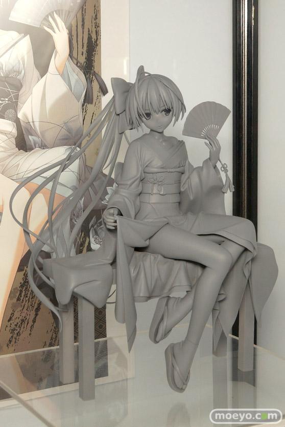 アルファマックスのヨスガノソラ 春日野穹 着物Ver.の新作フィギュア原型画像02