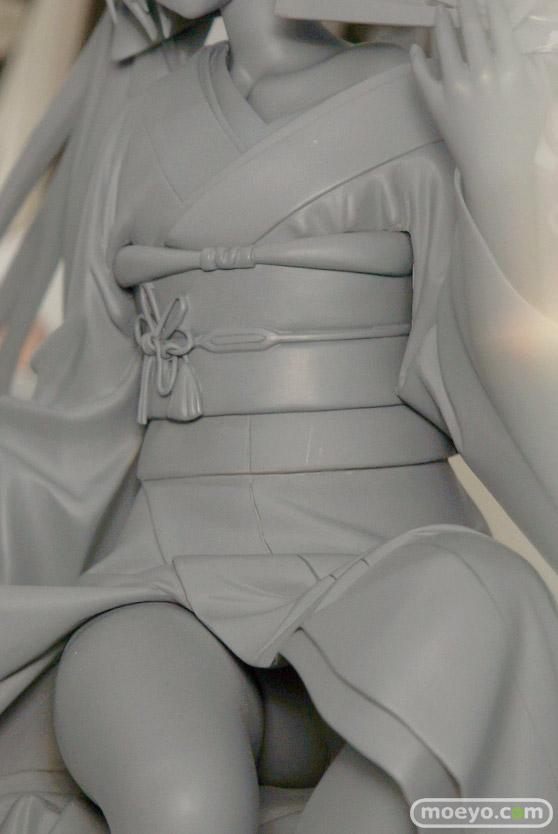 アルファマックスのヨスガノソラ 春日野穹 着物Ver.の新作フィギュア原型画像06