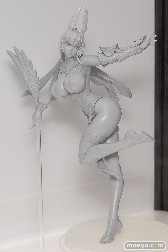 オーキッドシードの七つの美徳 ウリエル ~忍耐の像の新作フィギュア原型画像02